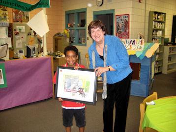 Richard Roberts, Cliffwood Elementary School