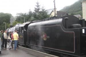 Jacobite Steam Train 1