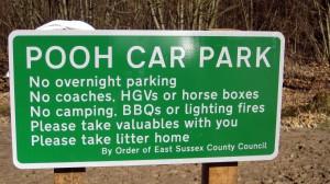 9t Pooh Corner Car Park