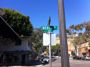 Beach Street, Laguna Beach 9.11