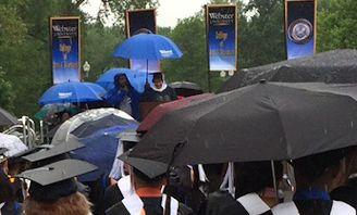 Speaking in the Rain